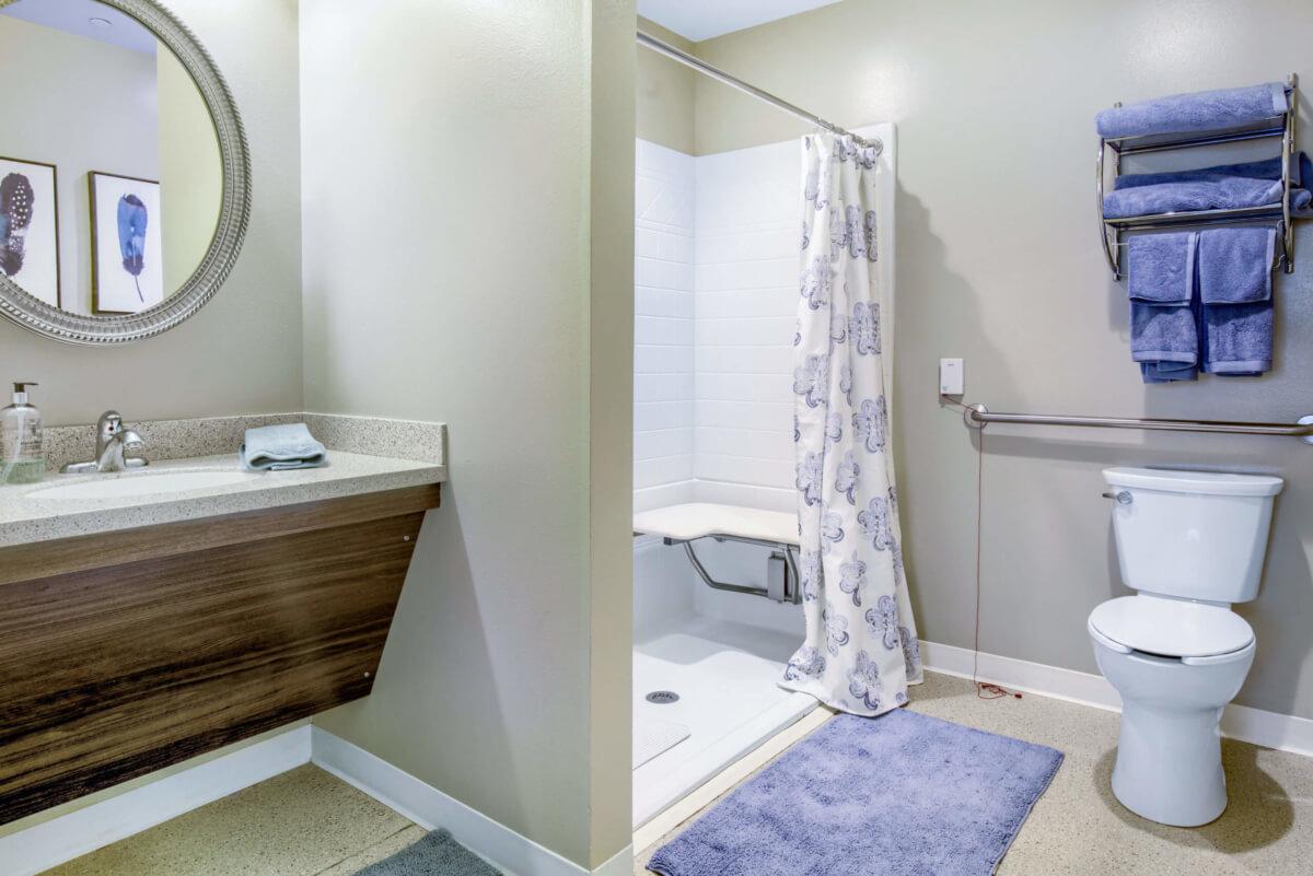 Modal Bathroom